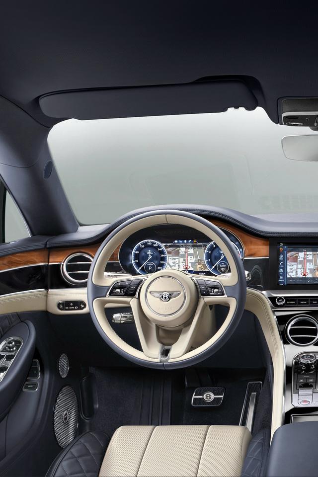Bentley Iphone X Wallpaper Interior