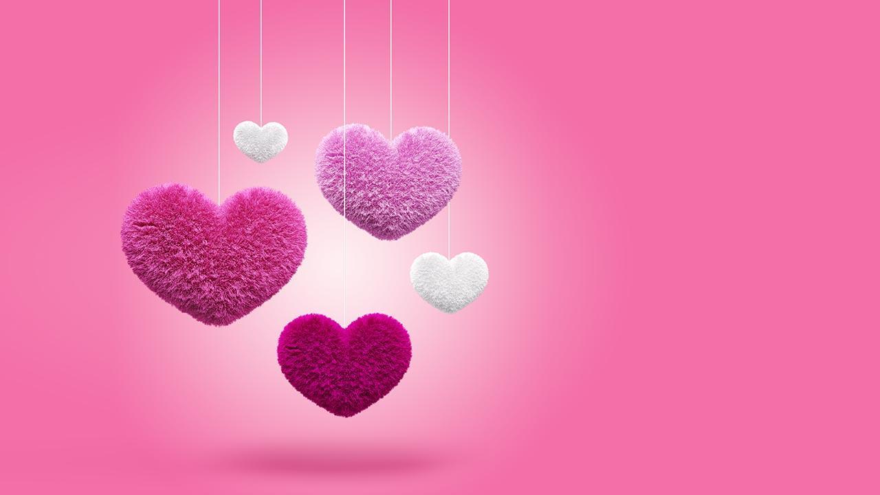Hearts Wallpaper 21  1280x720