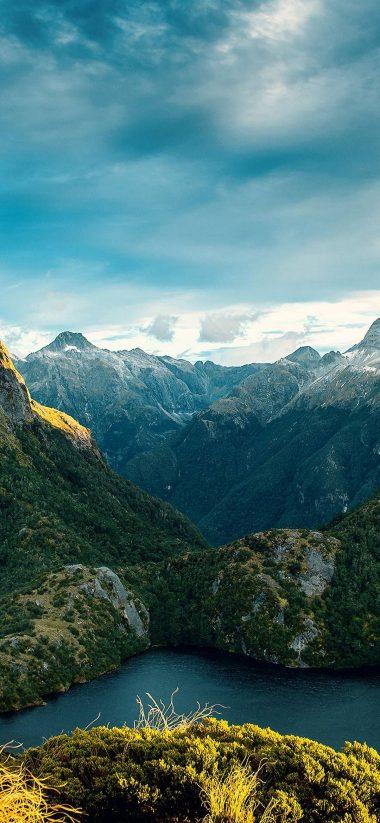 Beautiful Landscape Scenery 1080x2340