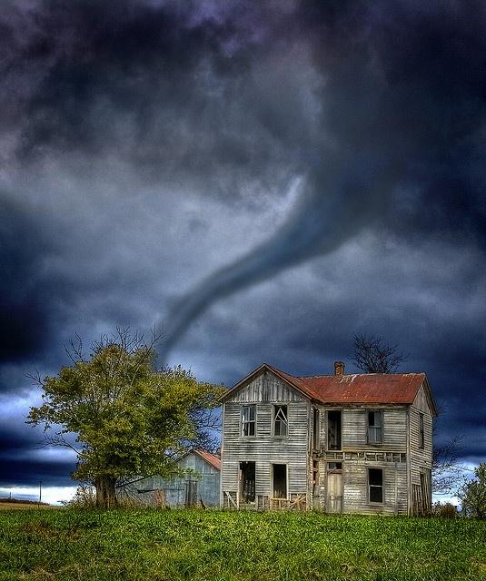 Tornado, The Ozarks, Missouri