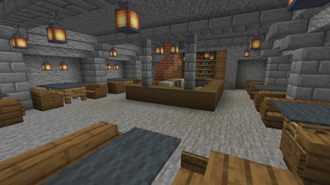 Inside the Tavern