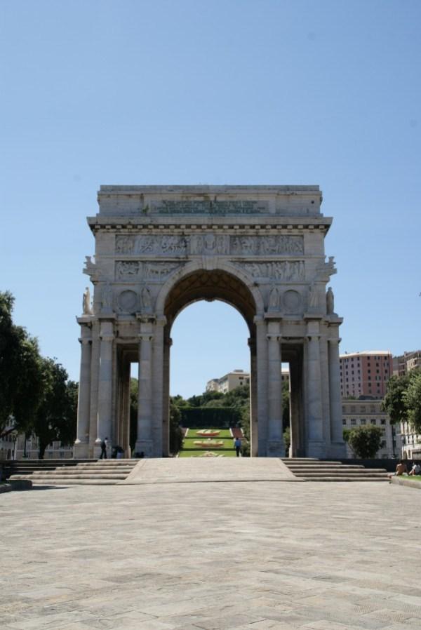 blog voyage australie whv roadtrip italie arch triomphemonument