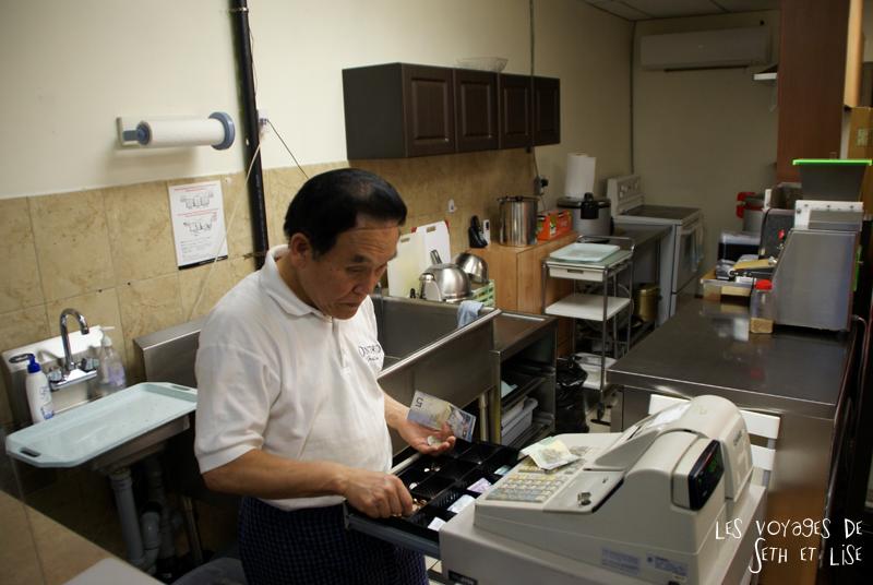 blog canada toronto pvt voyage whv backpack ibento sushi bento food asian japanese japan