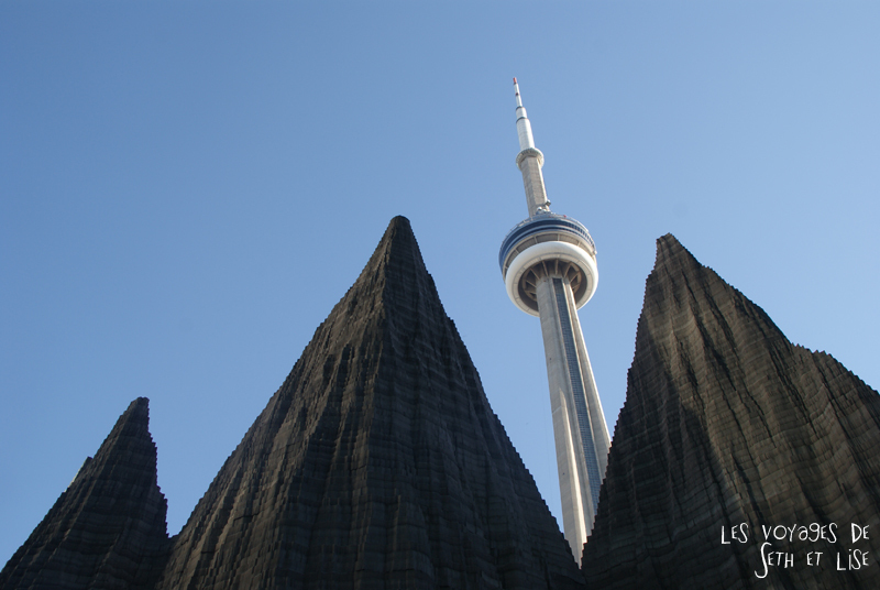 cn tower mountain