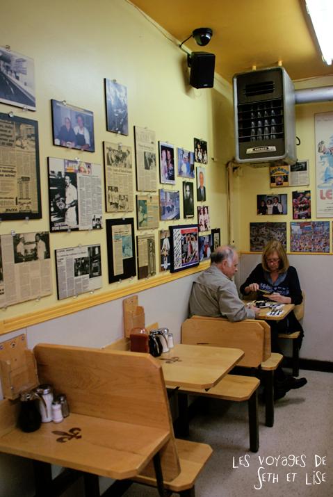 blog pvt canada photographie couple voyage binerie mont royal feve lard restaurant quebecois montreal quebec couple deco