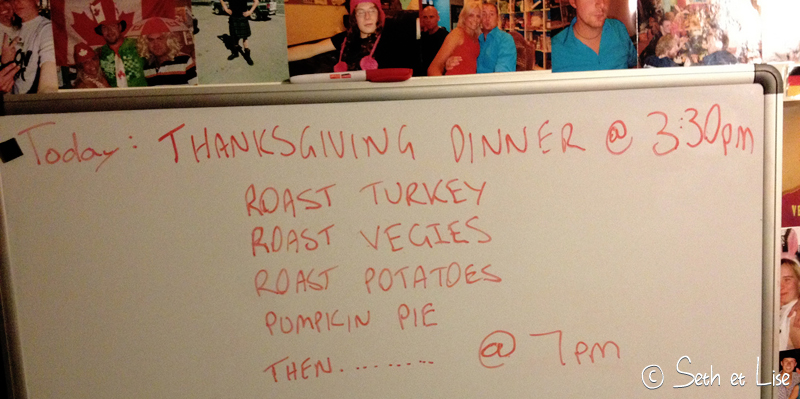 blog voyage canada pvt photo thanksgiving tradition repas
