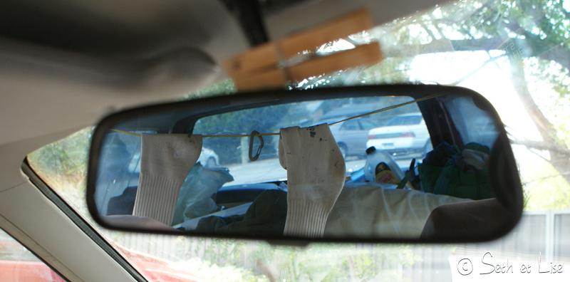 blog voyage conseil road trip aventure roadtrip voiture van chaussette routard