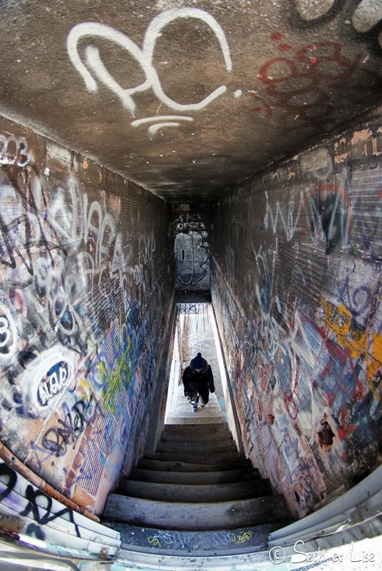 blog pvt canada montreal urbex streetart graffiti canada urban stairs