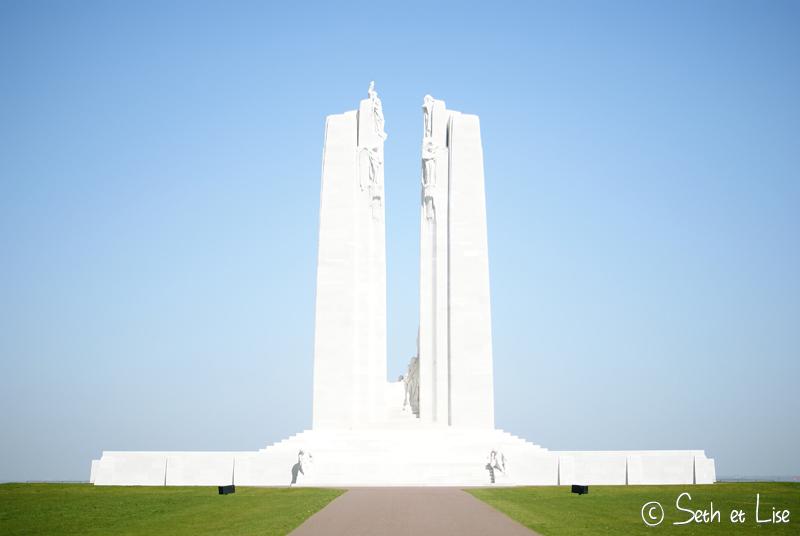 memorial vimy