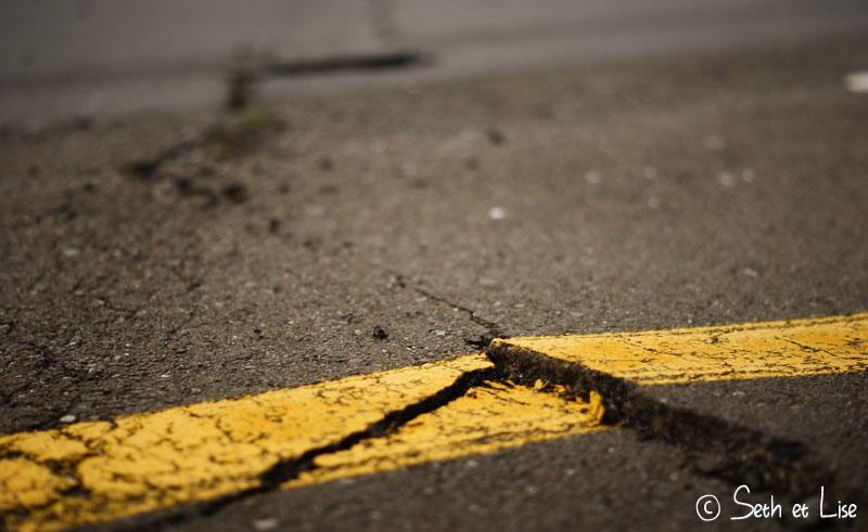 blog voyage seth lise photo earthquake wellington seisme july 21 juillet 2013 crack