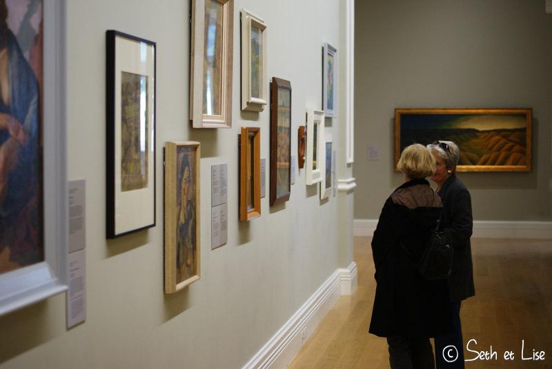 musée auckland