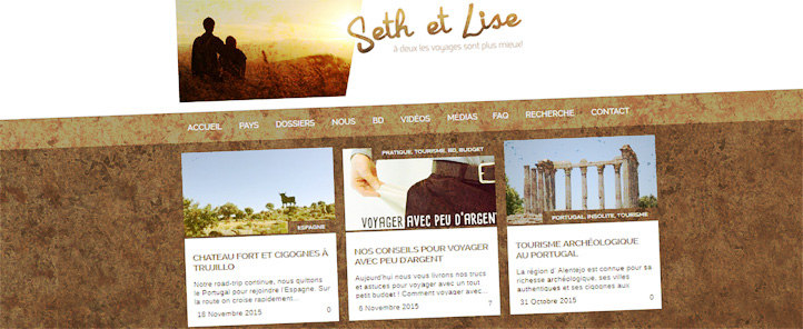 Seth et Lise – Version 6.0