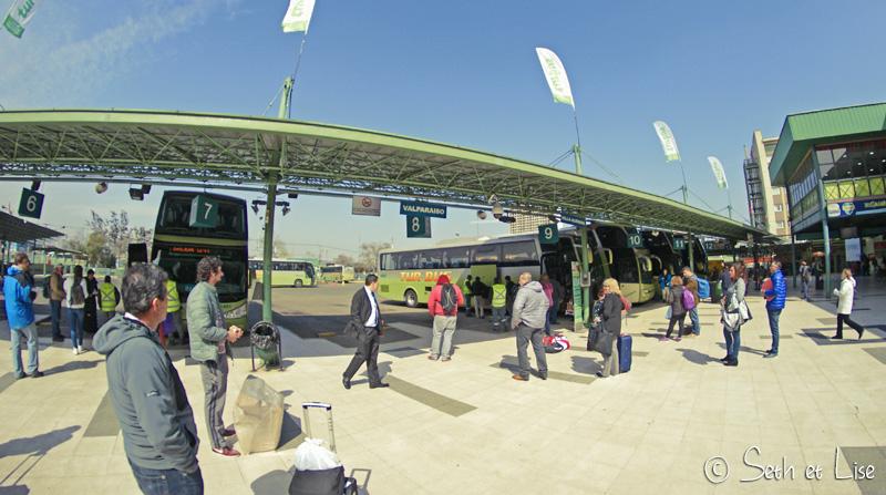 terminal de bus de santiago