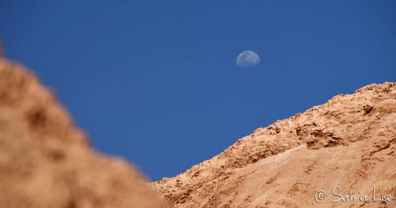 moon death valley