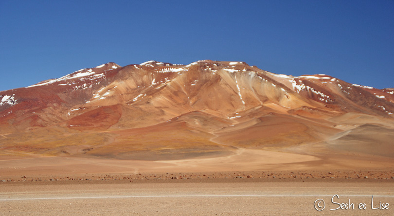 moutain color bolivia
