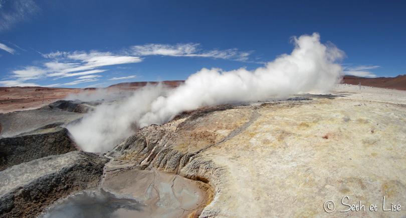 geyser bolivia