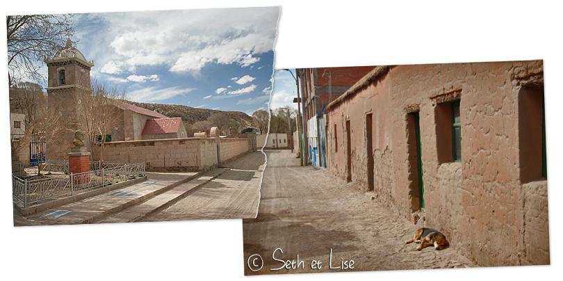 village bolivia