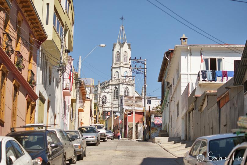 church valparaiso