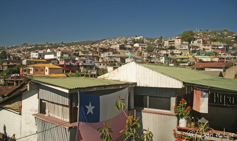panorama valparaiso