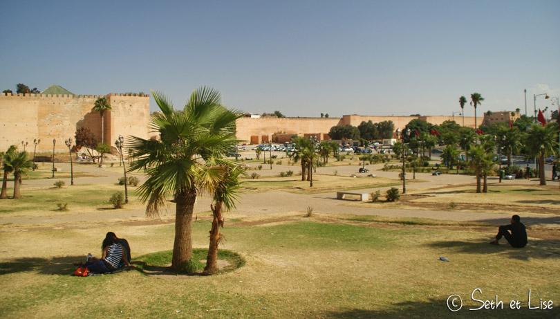 parc meknes
