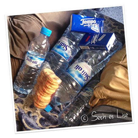 food drink hôpital