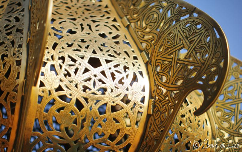 sculpture rabat hassan