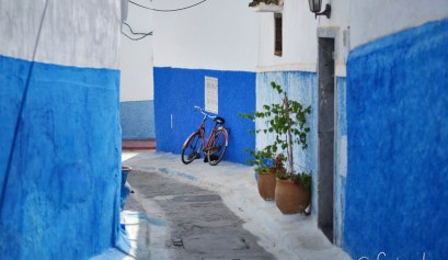 kasbah bleue rabat oudayas