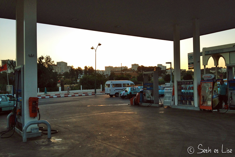 station essence meknes