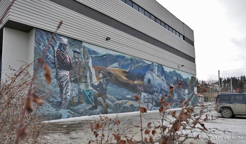 streetart mural whitehorse yukon