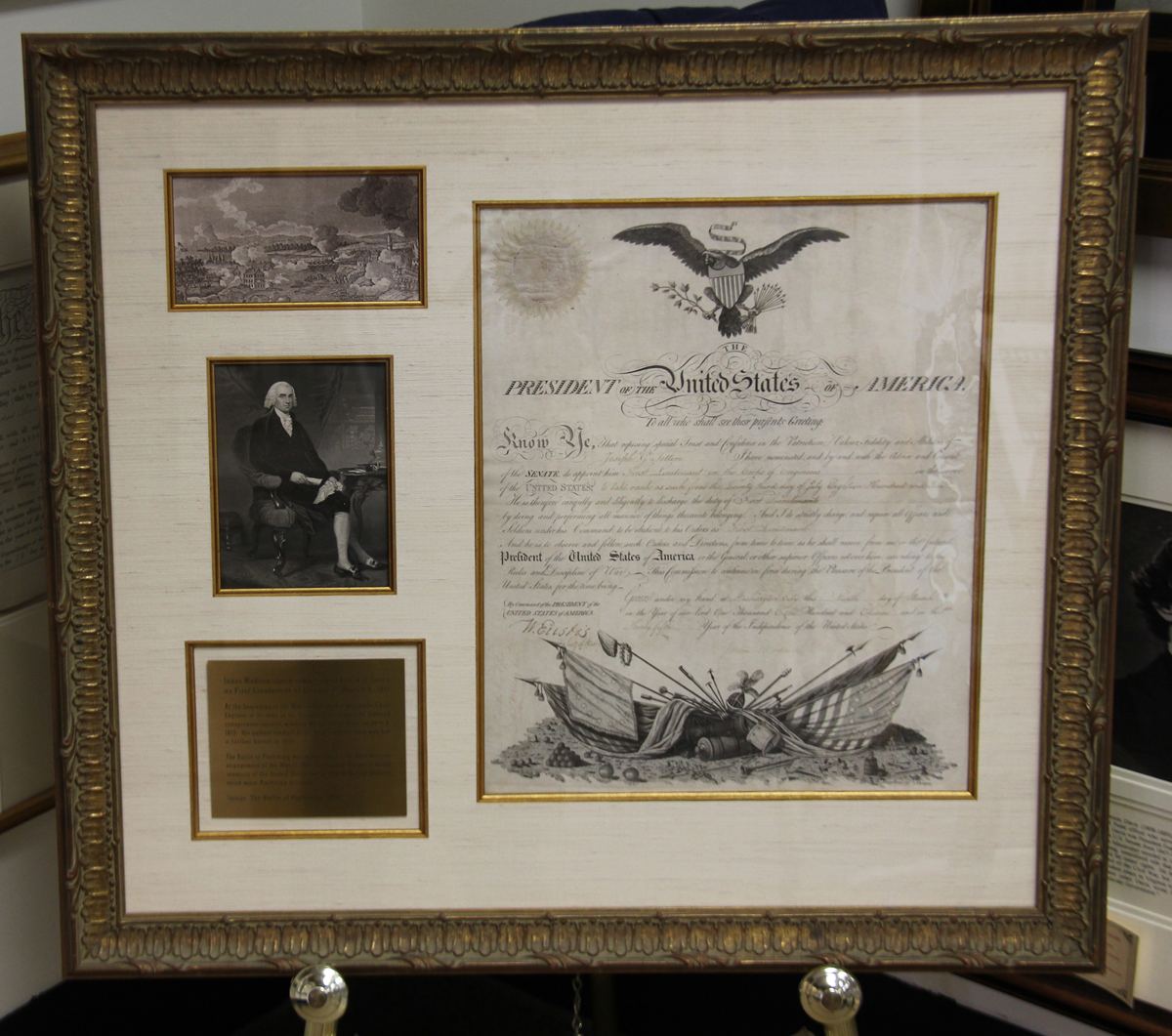 Five Presidential Commissions for LongServing American Military Officer Engineer Joseph G Totten