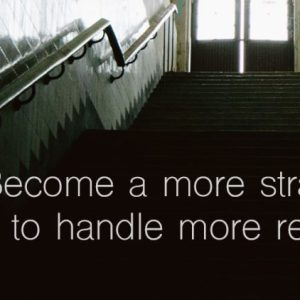 Become a more strategic leader, able to handle more responsibility.
