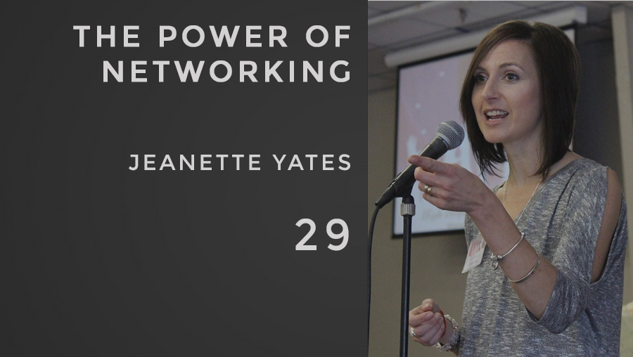 The power of networking with jeanette yates, the seminary of hard knocks podcast with seth muse