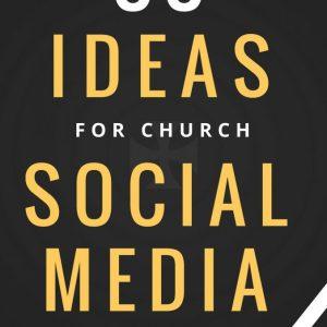 88 ideas for church social media posts, seth muse, the seminary of hard knocks podcast