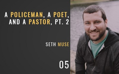 A Policeman, A Poet, and A Pastor. Race Relations pt. 2