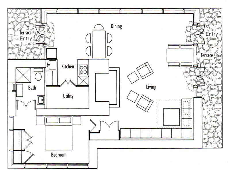 Unique Small Cottage House Plans