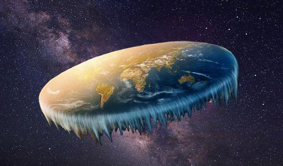Skeptic Check: Flat Earth | SETI Institute