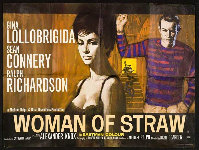 Imagen de la pel·licula de La mujer de paja