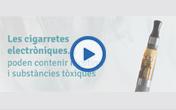 Coneix en 20 segons les cigarretes electròniques