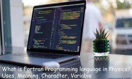 What is Fortran Programming language in physics?
