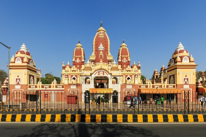 temple wedding venue in delhi
