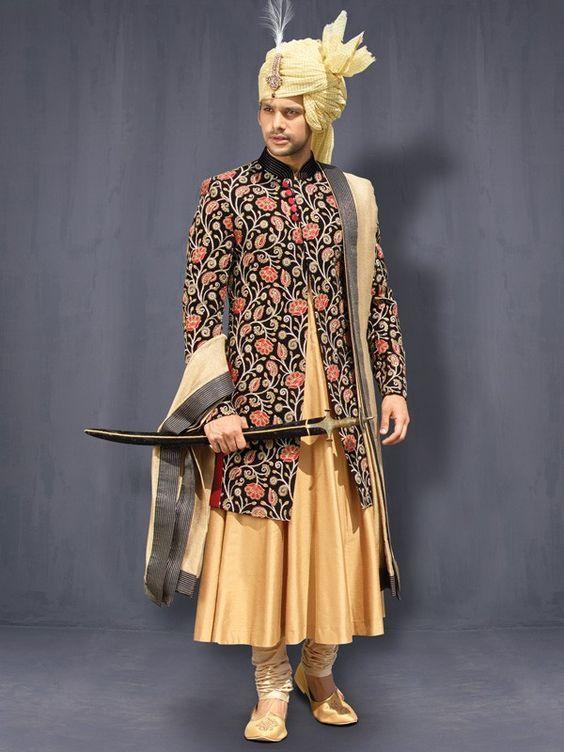 mughal designer wear
