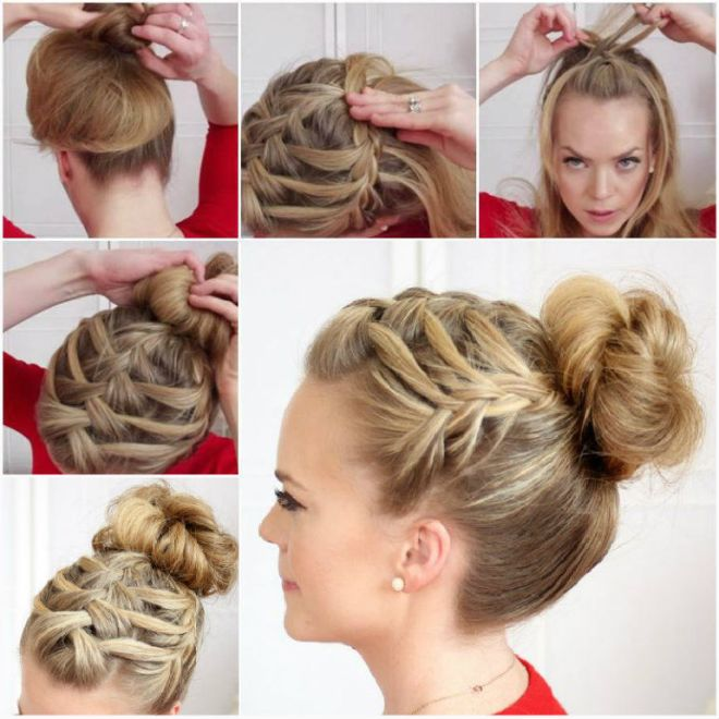 How To Make A Waterfall Braids