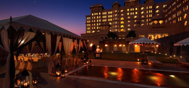 best resort in jaipur city