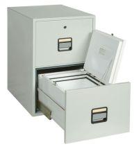 Sun Fire-Resistant Filing Cabinets   Seton UK