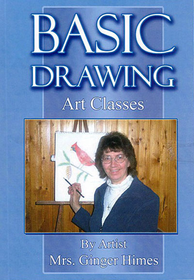 Basic Drawing Art Classes DVD Seton Educational Media