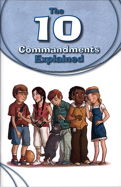 The 10 Commandments Explained  Seton Educational Media