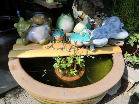 Frogs on Naoshima