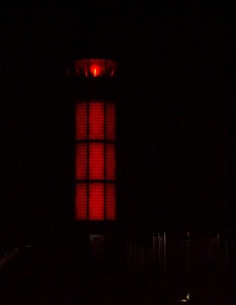 Red Lighthouse of Takamatsu