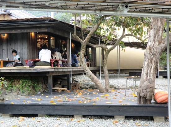 Shima Kitchen in Karato, Teshima
