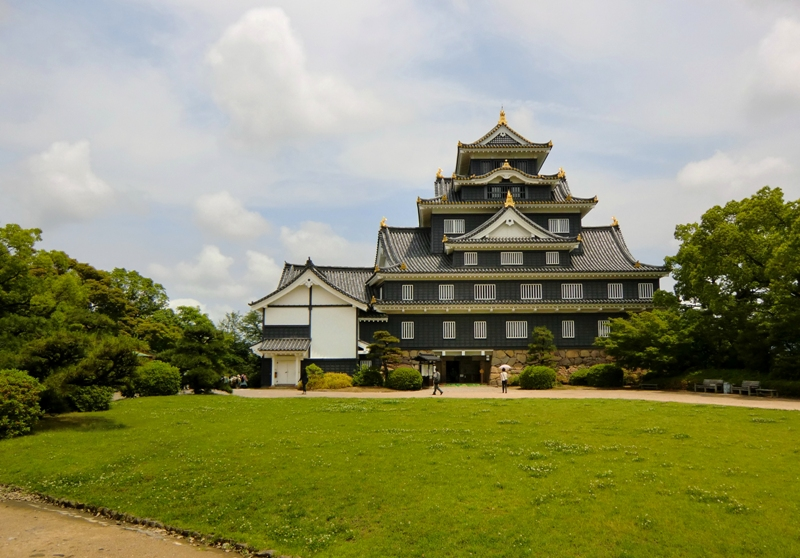 Okayama Castle 11